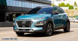 Hyundai Kona đe dọa Ford Ecosport bằng động cơ Turbo