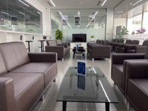 Phòng chờ khách hàng Vip